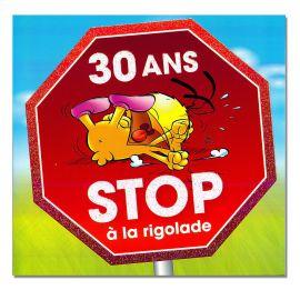 Cartes Piaf papillon anniversaire 30 ans