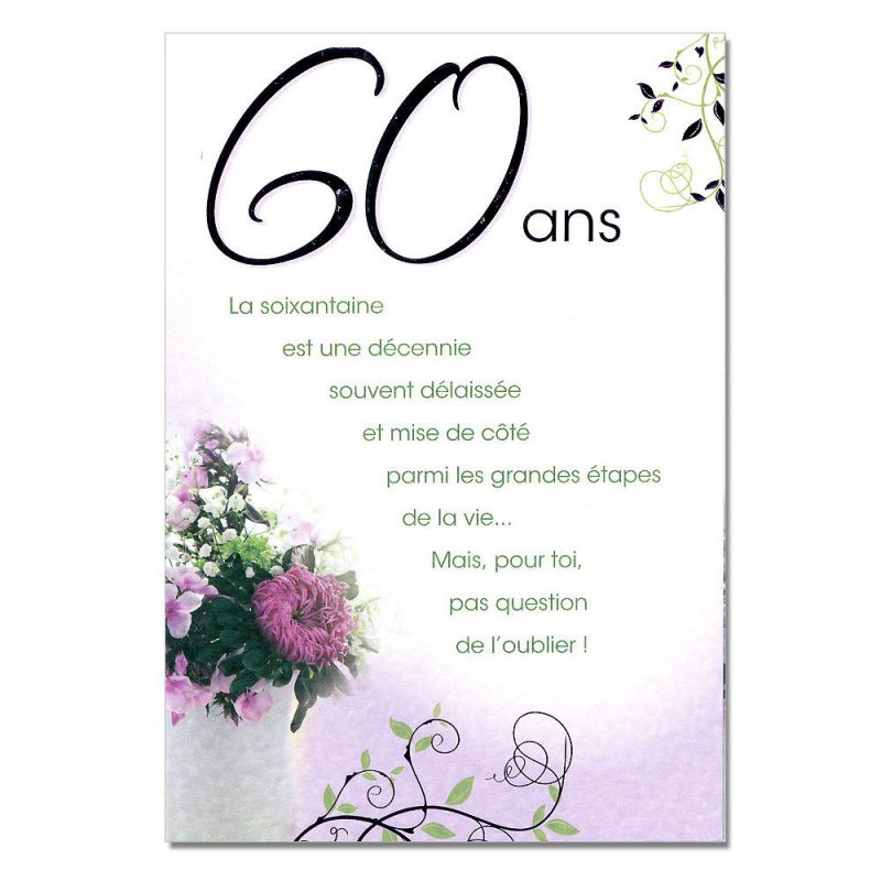 modele texte anniversaire mariage 60 ans document online. Black Bedroom Furniture Sets. Home Design Ideas