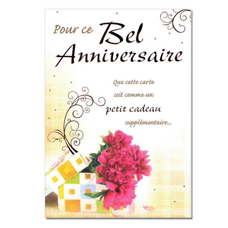 cartes mots du bonheur anniversaire tous ges bel. Black Bedroom Furniture Sets. Home Design Ideas