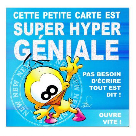 Cartes Piaf papillon sentiments Carte géniale